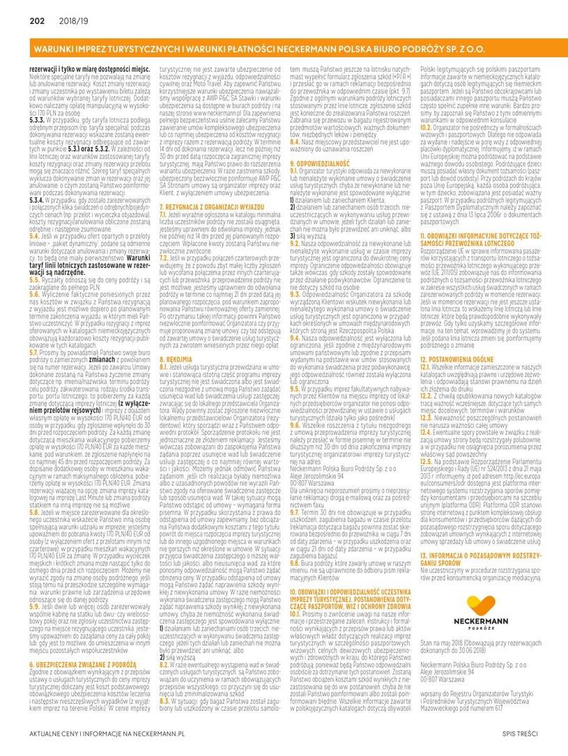 Gazetka: Słońce & Plaża - strona 203