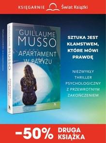 Gazetka promocyjna Księgarnie Świat Książki, ważna od 26.07.2018 do 22.08.2018.