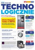 Gazetka promocyjna RTV EURO AGD - TechnoLogicznie - ważna do 17-09-2018