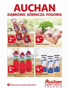 Gazetka promocyjna Auchan, ważna od 01.08.2018 do 08.08.2018.