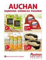 Gazetka promocyjna Auchan - Gazetka promocyjna - Dąbrowa Górnicza Pogoria