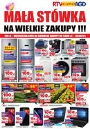 Gazetka promocyjna RTV EURO AGD - Mała stówka na wielkie zakupy !!!