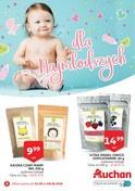 Gazetka promocyjna Auchan - Dla najmłodszych - ważna do 08-08-2018