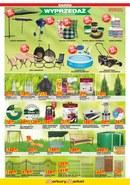 Gazetka promocyjna Merkury Market - Oferta handlowa - Ogród