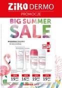 Gazetka promocyjna Ziko Dermo  - Big Summer Sale - ważna do 31-08-2018