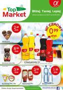 Gazetka promocyjna Top Market - Oferta handlowa - ważna do 05-08-2018