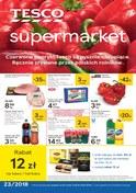 Gazetka promocyjna Tesco Supermarket - Oferta handlowa - ważna do 08-08-2018