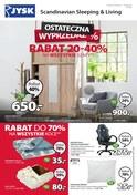 Gazetka promocyjna Jysk - Ostateczna wyprzedaż  - ważna do 15-08-2018