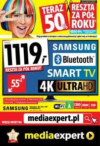 Gazetka promocyjna Media Expert, ważna od 02.08.2018 do 14.08.2018.
