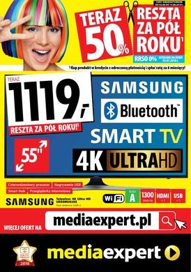 Gazetka promocyjna Media Expert - Oferta handlowa