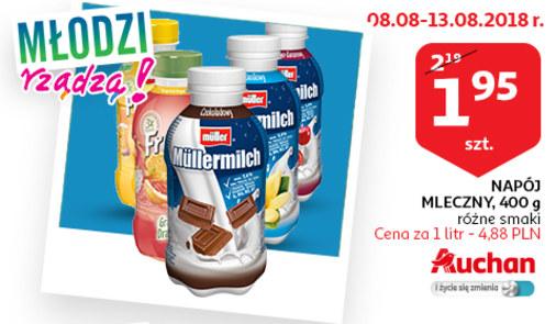Gazetka promocyjna Auchan, ważna od 03.08.2018 do 13.08.2018.