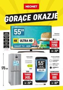 Gazetka promocyjna Neonet, ważna od 02.08.2018 do 15.08.2018.