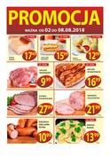 Gazetka promocyjna PSS Bochnia - Promocja tygodniowa - ważna do 08-08-2018