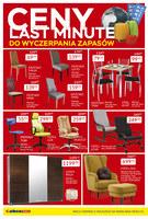 Gazetka promocyjna Abra - Ceny last minutes