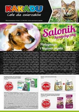 Gazetka promocyjna Kakadu - Salonik kosmetyczny