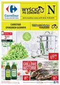 Gazetka promocyjna Carrefour - Wyścig po zdrowie - ważna do 18-08-2018
