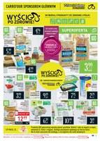 Gazetka promocyjna Carrefour - Wyścig po zdrowie