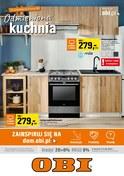 Gazetka promocyjna OBI - Odmieniona kuchnia - ważna do 14-08-2018