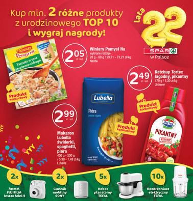Gazetka promocyjna SPAR, ważna od 09.08.2018 do 19.08.2018.
