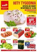 Gazetka promocyjna POLOmarket - Hity tygodnia - ważna do 14-08-2018