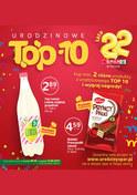 Gazetka promocyjna SPAR - Urodzinowe TOP 10 - ważna do 19-08-2018