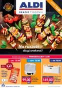 Gazetka promocyjna Aldi - Na ruszcie długi weekend! - ważna do 18-08-2018