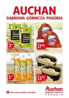 Gazetka promocyjna Auchan - Gazetka promocyjna - Dąbrowa Górnicza
