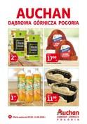 Gazetka promocyjna Auchan - Gazetka promocyjna - Dąbrowa Górnicza - ważna do 14-08-2018
