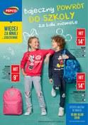 Gazetka promocyjna Pepco - Bajeczny powrót do szkoły - ważna do 16-08-2018