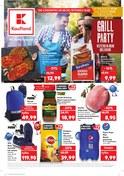 Gazetka promocyjna Kaufland - Grill party - ważna do 14-08-2018