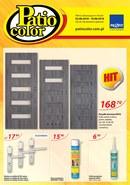 Gazetka promocyjna Patio Color - Oferta handlowa