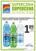 Gazetka promocyjna PSS Społem Poznań - Super cena - ważna do 19-08-2018