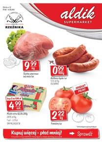 Gazetka promocyjna Aldik, ważna od 09.08.2018 do 14.08.2018.