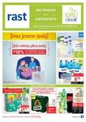 Gazetka promocyjna Rast - Oferta handlowa - ważna do 18-08-2018