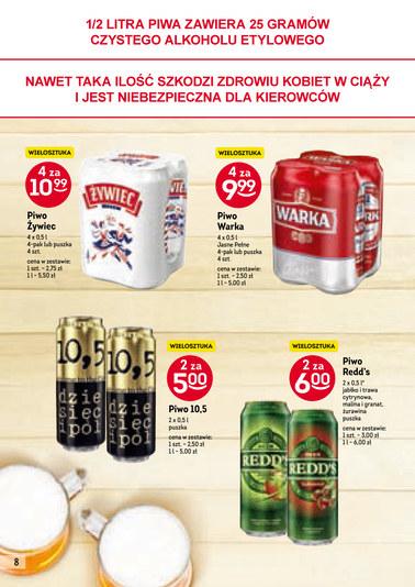 Gazetka promocyjna Żabka, ważna od 08.08.2018 do 21.08.2018.