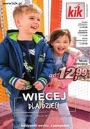 Gazetka promocyjna KIK - Więcej dla dzieci
