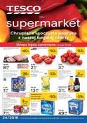Gazetka promocyjna Tesco Supermarket - Oferta handlowa - ważna do 14-08-2018