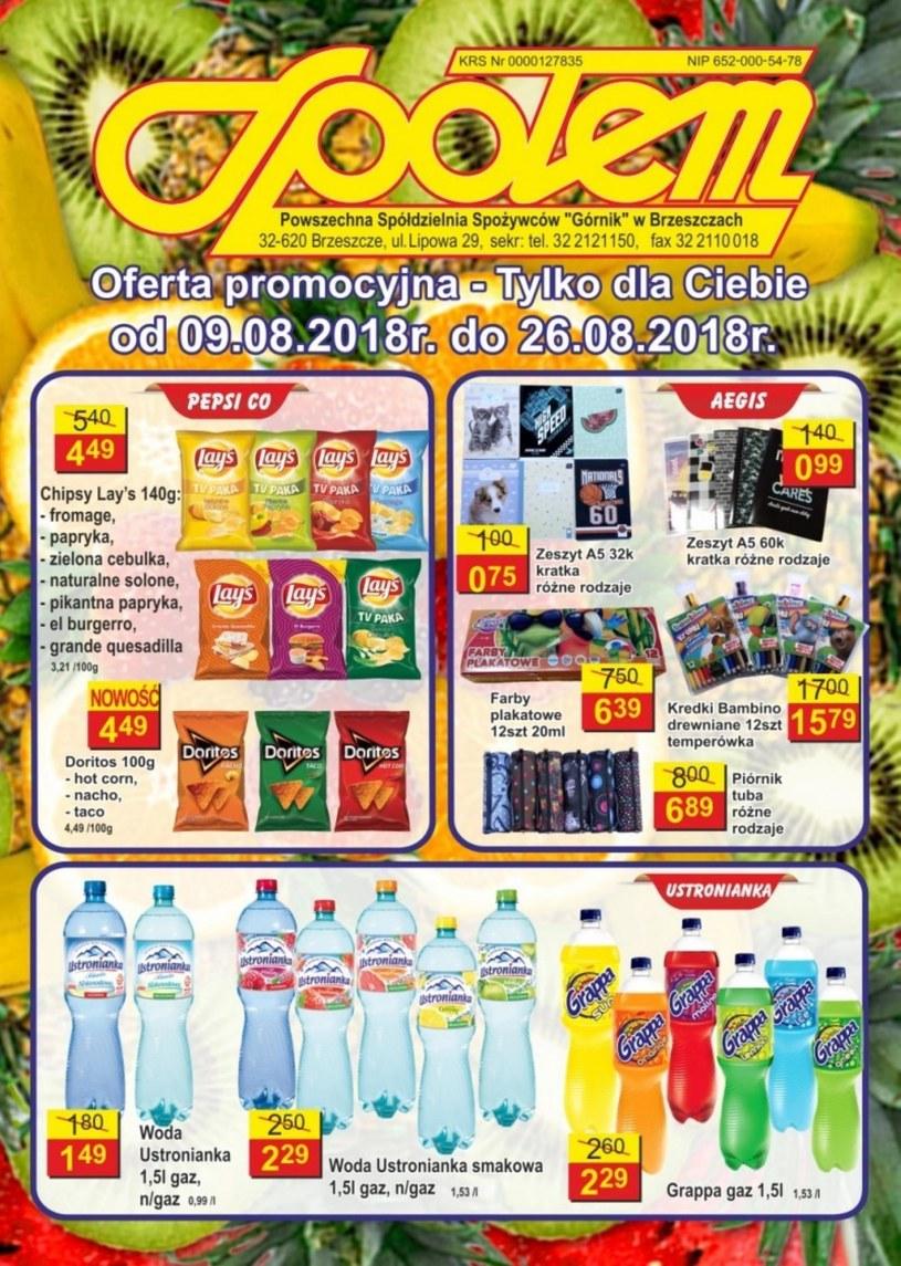 """PSS """"Górnik"""" Brzeszcze: 1 gazetka"""