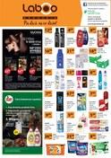 Gazetka promocyjna Drogerie Laboo - Oferta handlowa - ważna do 31-08-2018