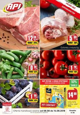 Gazetka promocyjna Api Market - Zawsze udane zakupy