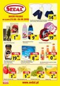 Gazetka promocyjna Sedal - Oferta handlowa  - ważna do 26-08-2018