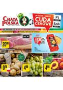 Gazetka promocyjna Chata Polska - Cuda cenowe - ważna do 14-08-2018