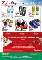 Gazetka promocyjna Auchan - Żyj aktywnie - Bronownice Kraków