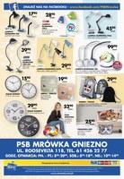Gazetka promocyjna PSB Mrówka - Remontuj z nami - Gniezno