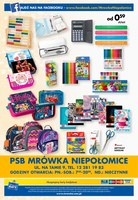 Gazetka promocyjna PSB Mrówka - 1 urodziny - Niepołomice