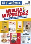 Gazetka promocyjna PSB Mrówka - Wielka wyprzedaż - Łomża
