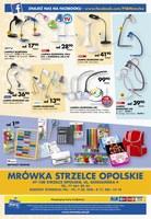 Gazetka promocyjna PSB Mrówka - Drugie urodziny Mrówki - Strzelce Opolskie
