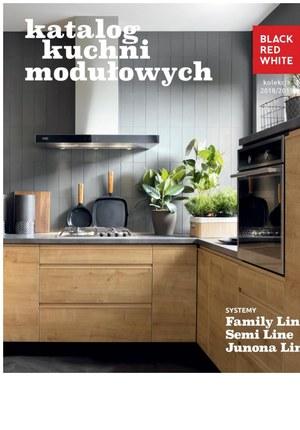 Gazetka promocyjna Black Red White, ważna od 13.08.2018 do 30.06.2019.