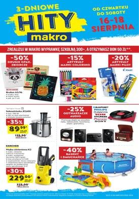 Gazetka promocyjna Makro Cash&Carry - 3-dniowe hity