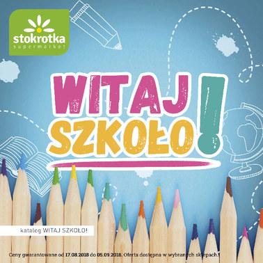 Gazetka promocyjna Stokrotka, ważna od 17.08.2018 do 05.09.2018.